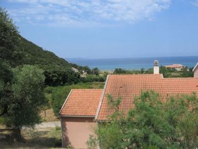 Vue depuis la location Location Villa 58943 Farinole