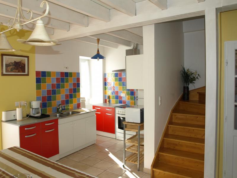 Cuisine américaine Location Maison 58946 Le Somport