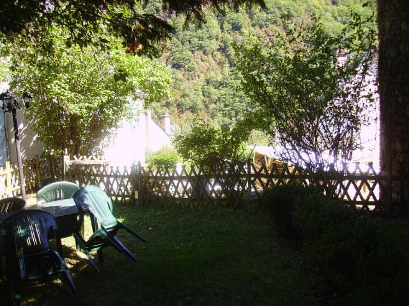 Jardin Location Maison 58946 Le Somport