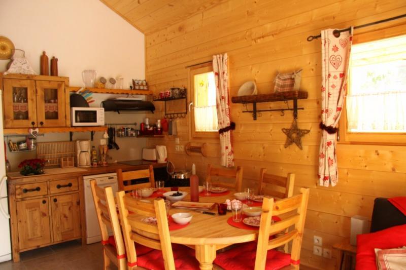 Cuisine américaine Location Appartement 59034 Saint Gervais Mont-Blanc