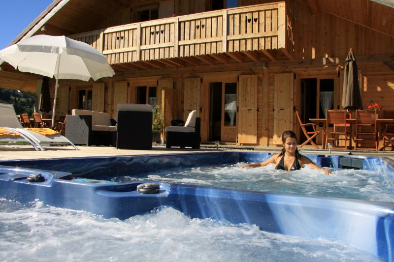 Piscine Location Appartement 59034 Saint Gervais Mont-Blanc