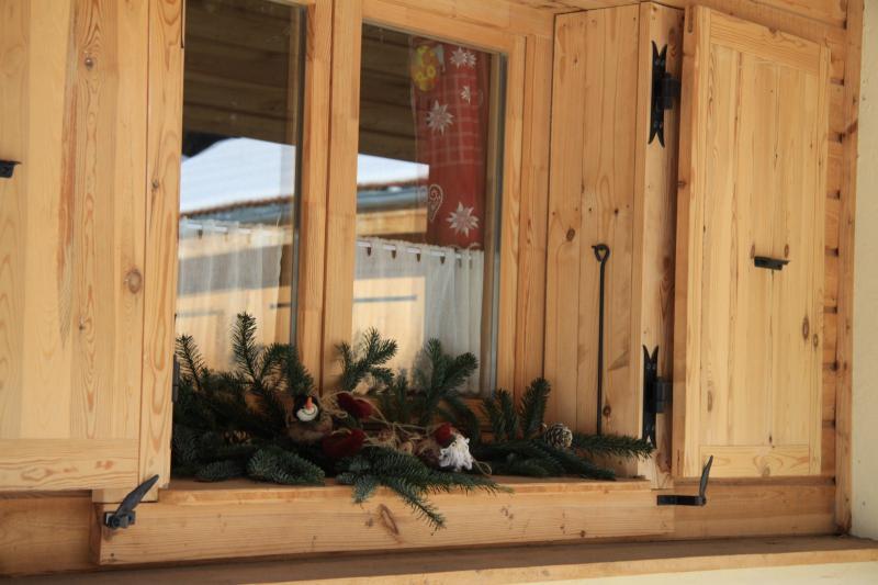 Vue extérieure de la location Location Appartement 59034 Saint Gervais Mont-Blanc