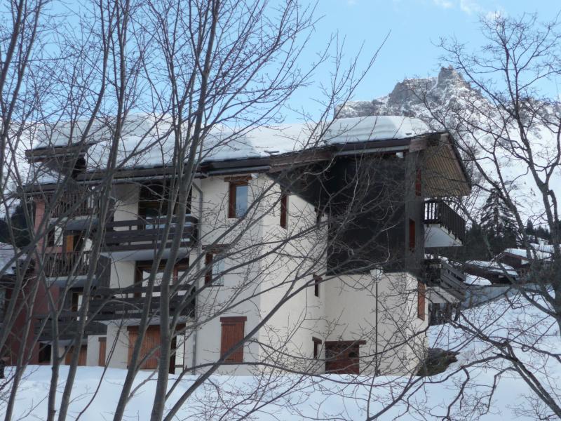 Vue extérieure de la location Location Appartement 59108 Valmorel