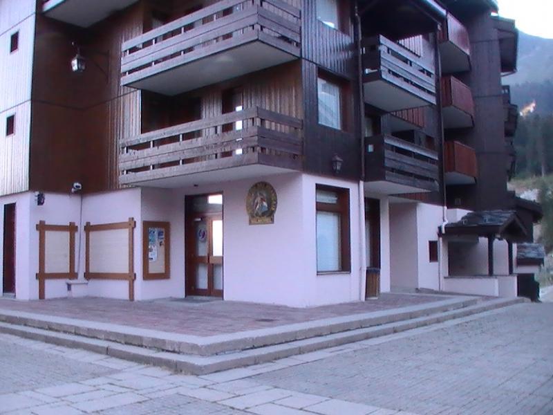 Vue extérieure de la location Location Studio 59132 Valmorel