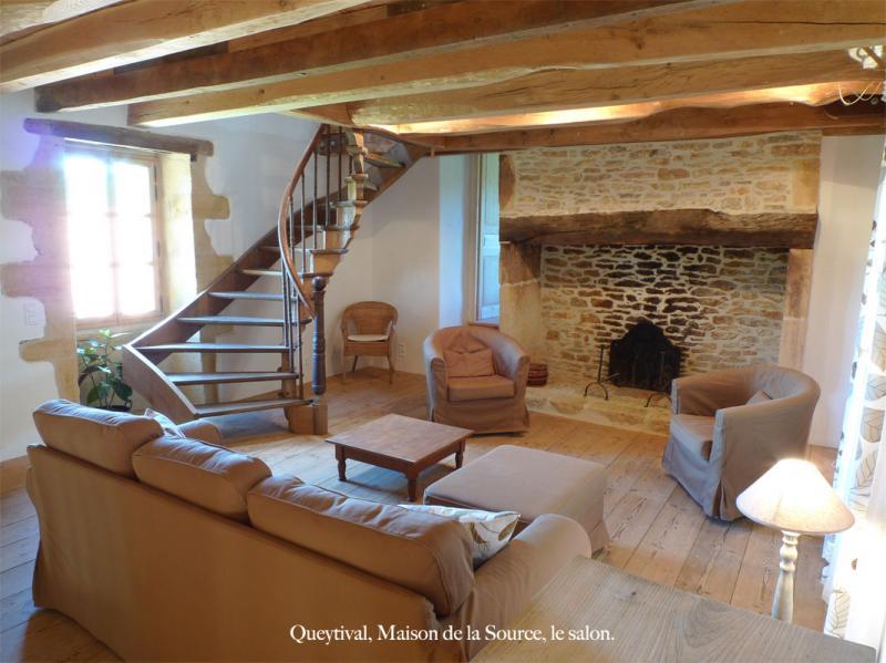 Salon Location Maison 59161 Sarlat