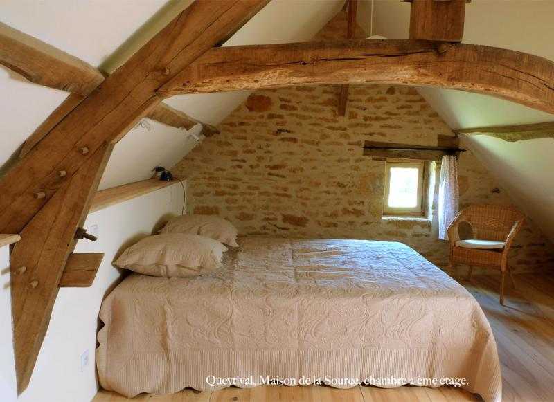 chambre 2 Location Maison 59161 Sarlat