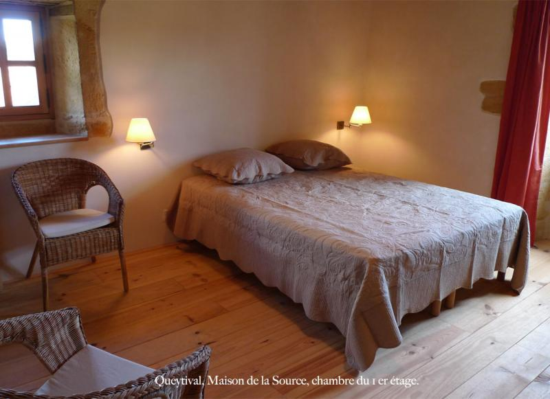 chambre 1 Location Maison 59161 Sarlat