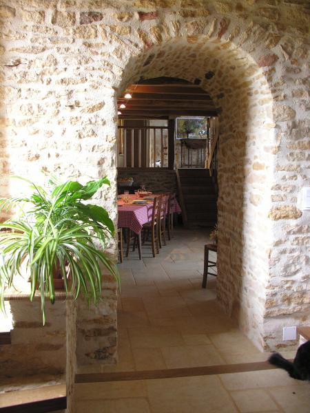 Salle à manger Location Maison 59161 Sarlat