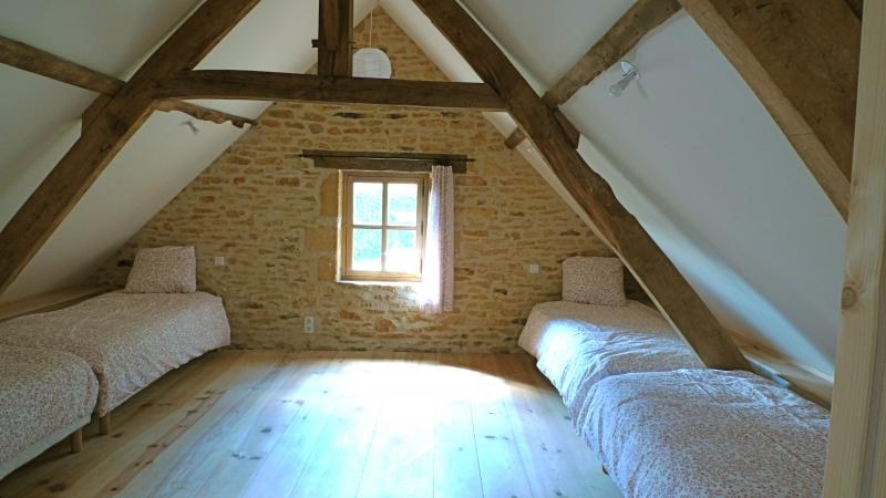 chambre 3 Location Maison 59161 Sarlat