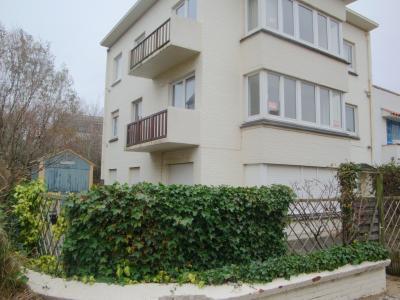 Vue ext�rieure de la location Location Appartement 59177 Koksijde
