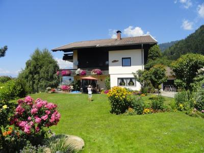 Vue ext�rieure de la location Location Appartement 59295 Millstatt