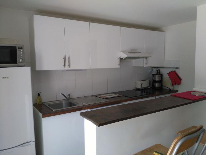 Cuisine américaine Location Appartement 5939 La Ciotat