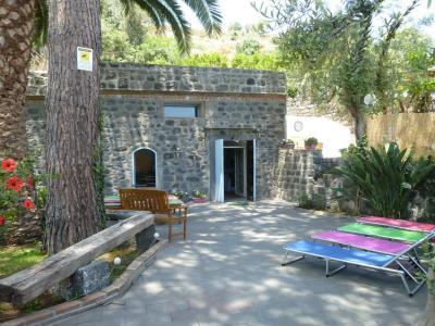Entrée Location Villa 59421 Catane