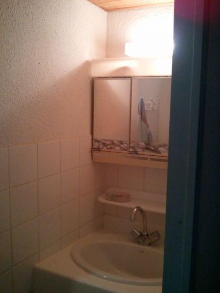 salle de bain Location Studio 59518 Barèges