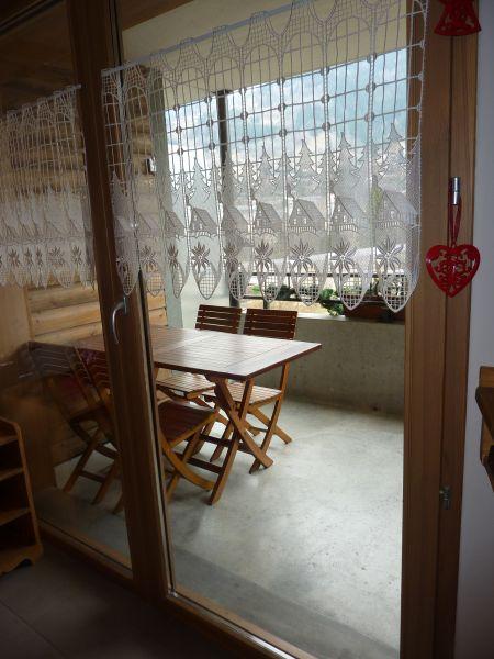 Balcon Location Appartement 59536 Saint Gervais Mont-Blanc