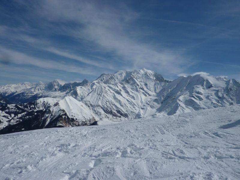 Vue autre Location Appartement 59536 Saint Gervais Mont-Blanc