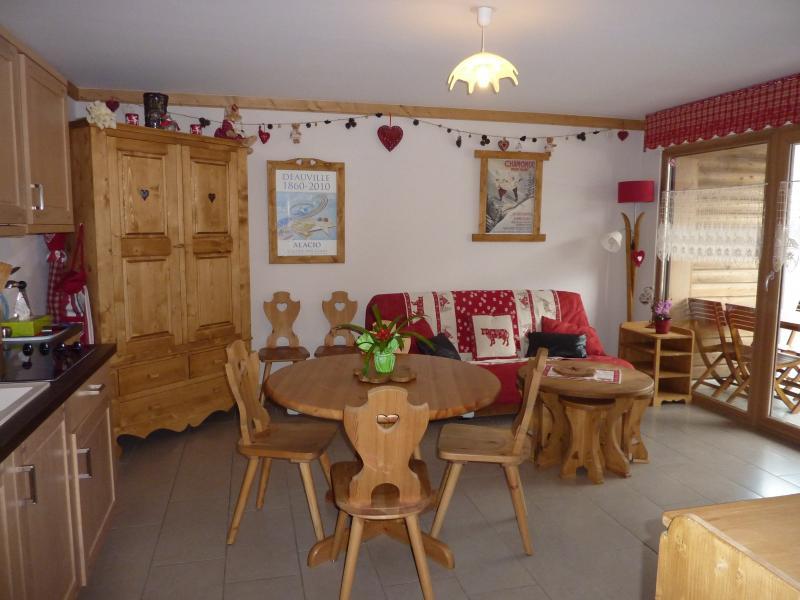 Séjour Location Appartement 59536 Saint Gervais Mont-Blanc