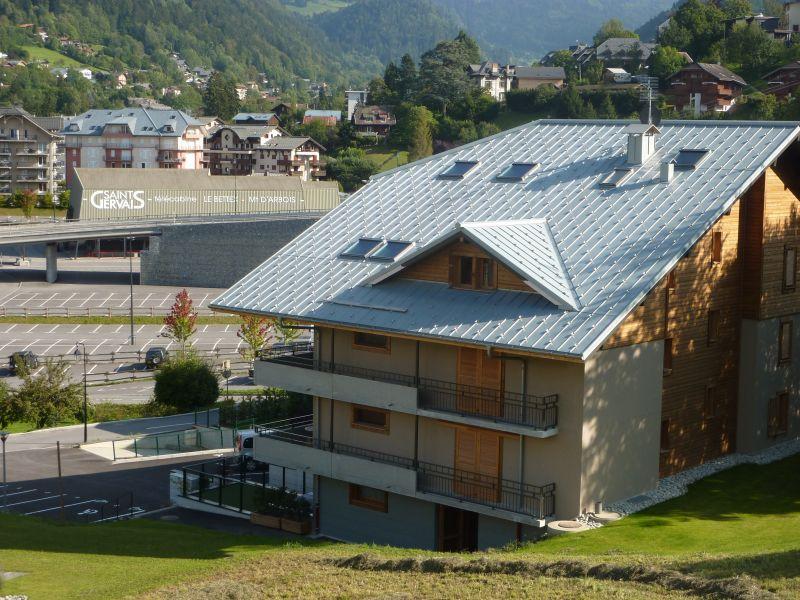 Vue à proximité Location Appartement 59536 Saint Gervais Mont-Blanc