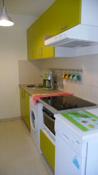 Coin cuisine Location Appartement 59593 Juan les Pins