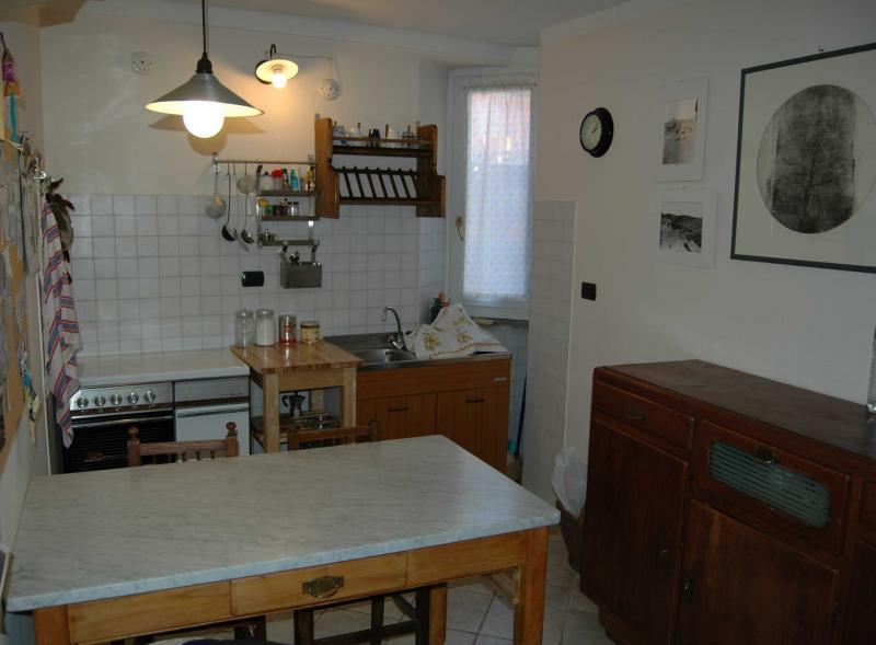 Cuisine indépendante Location Appartement 59612 Sauze d'Oulx
