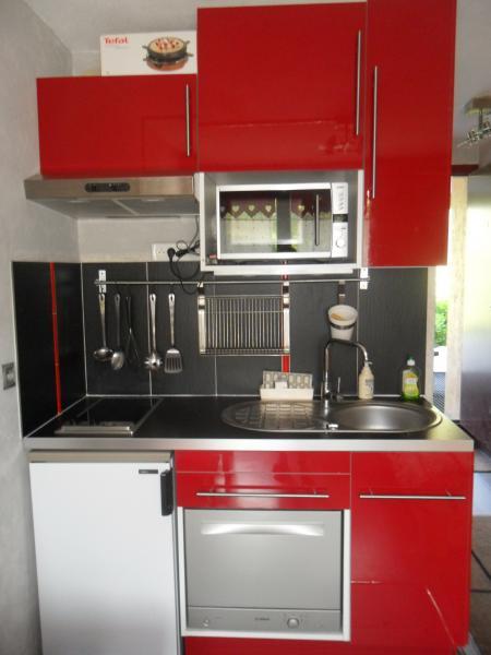 Coin cuisine Location Studio 59631 Les Menuires