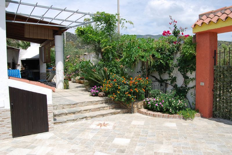 Entrée Location Villa 59840 Villasimius