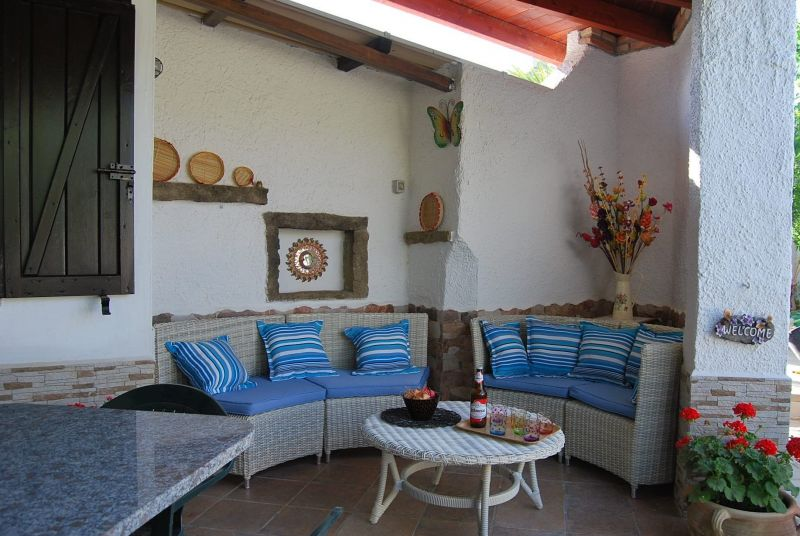 Veranda Location Villa 59840 Villasimius