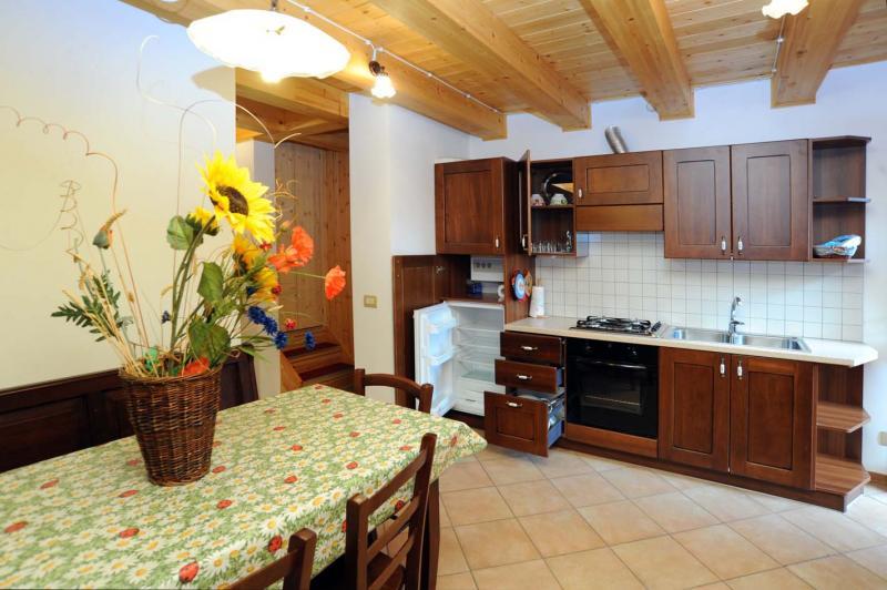 Cuisine américaine Location Appartement 59884 Rimasco