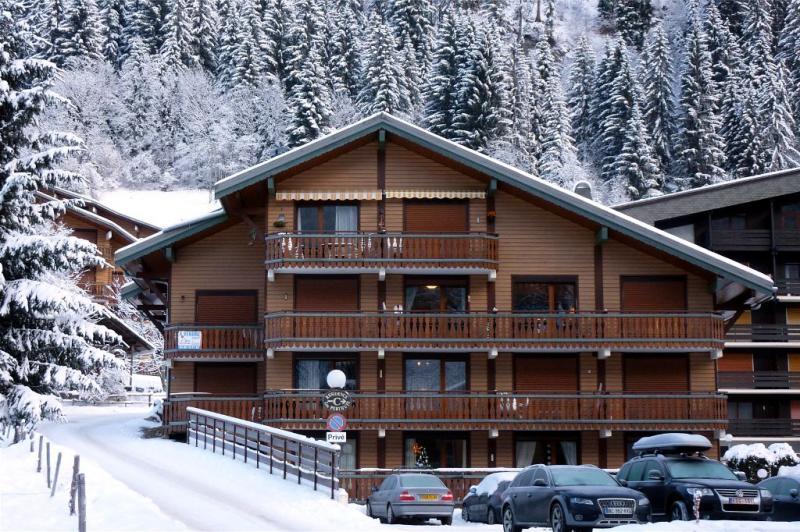 Vue extérieure de la location Location Appartement 59899 Châtel