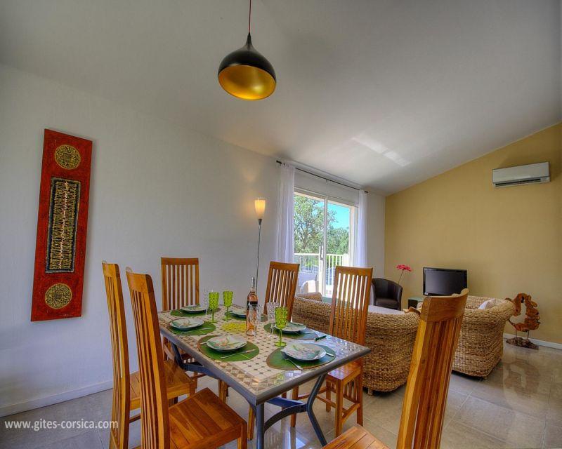 Séjour Location Villa 59939 Porto Vecchio
