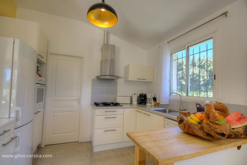 Cuisine américaine Location Villa 59939 Porto Vecchio