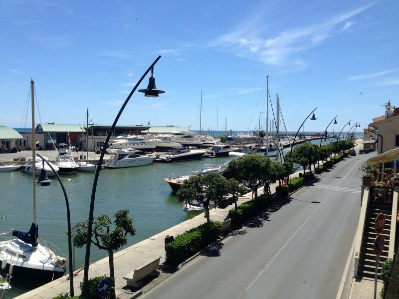 Vue depuis la location Location Appartement 59949 Castiglione della Pescaia