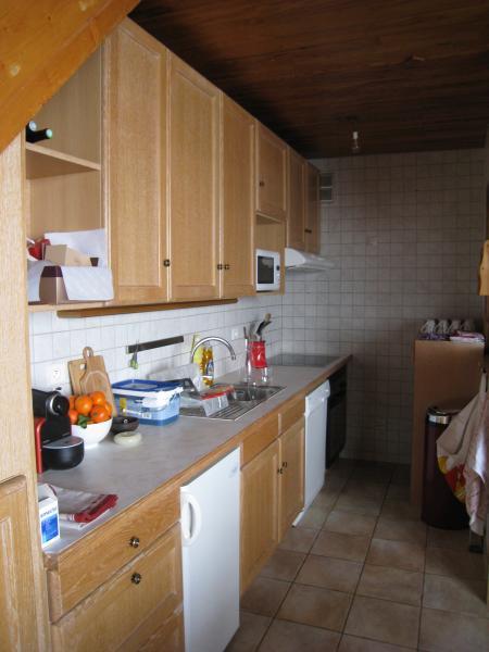 Cuisine américaine Location Appartement 60012 Tignes