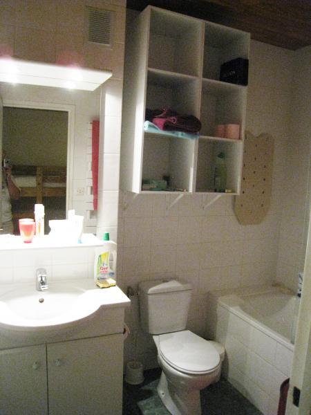salle de bain Location Appartement 60012 Tignes