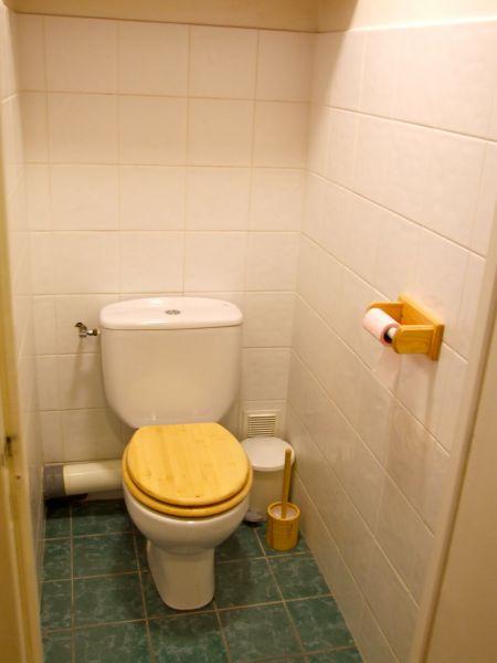 WC séparé Location Appartement 60012 Tignes