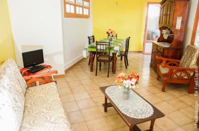 Couloir Location Appartement 60180 Anses d'Arlet