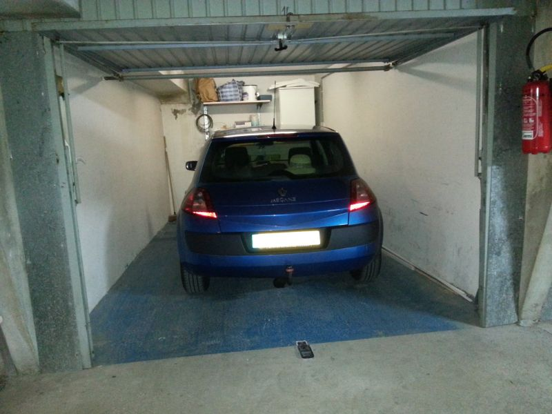 Parking Location Studio 6019 La Grande Motte