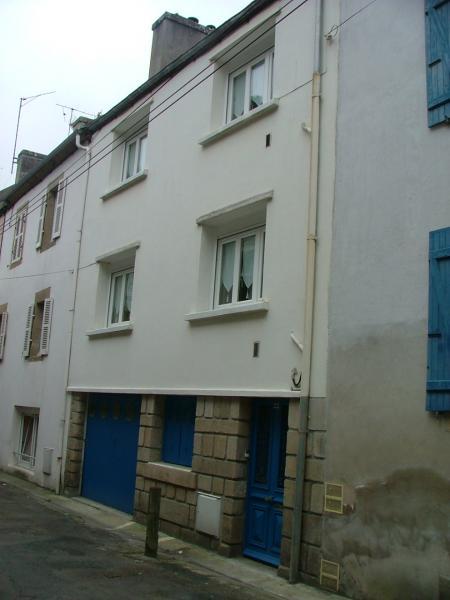 Vue extérieure de la location Location Maison 60234 Audierne