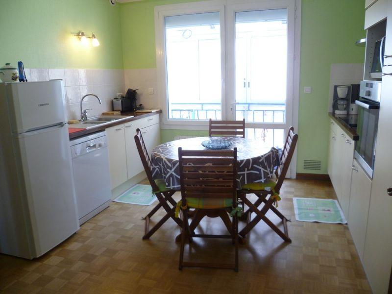 Cuisine indépendante Location Appartement 60237 Audierne