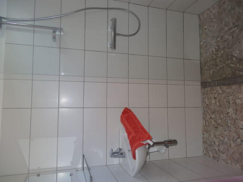 Salle d'eau Location Gite 60311 Sainte Anne (Guadeloupe)