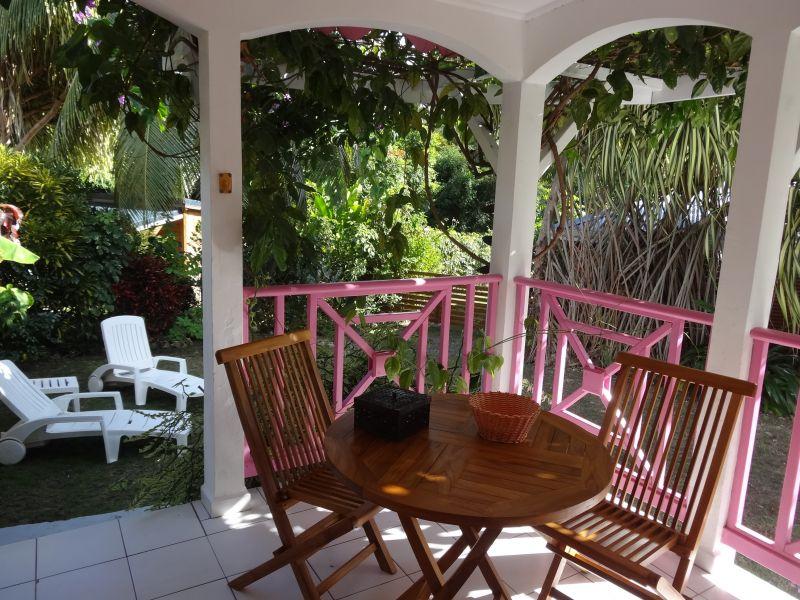 Jardin Location Gite 60311 Sainte Anne (Guadeloupe)