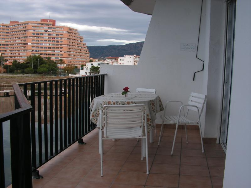 Terrasse Location Appartement 60326 Rosas