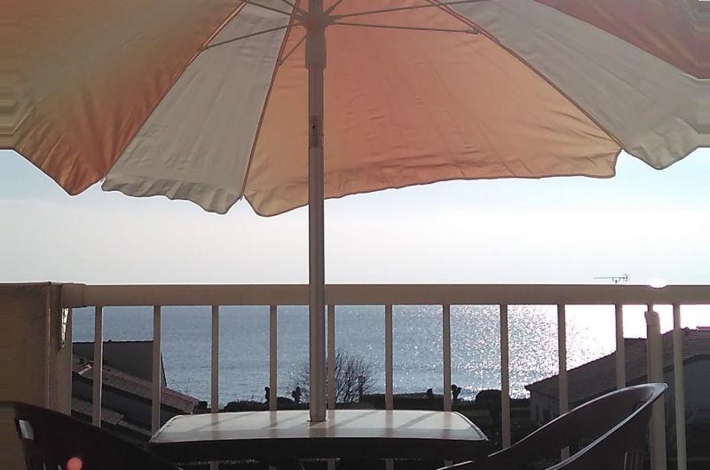 Vue du balcon Location Villa 60348 Pornic