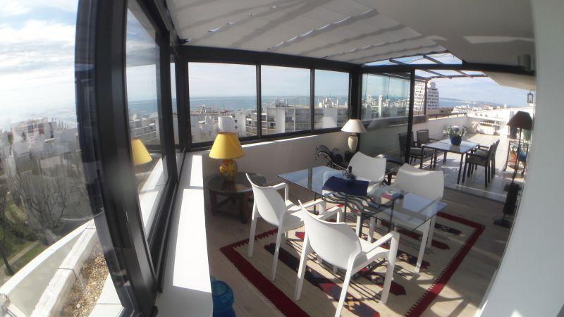 Vue depuis la location Location Appartement 6039 La Grande Motte