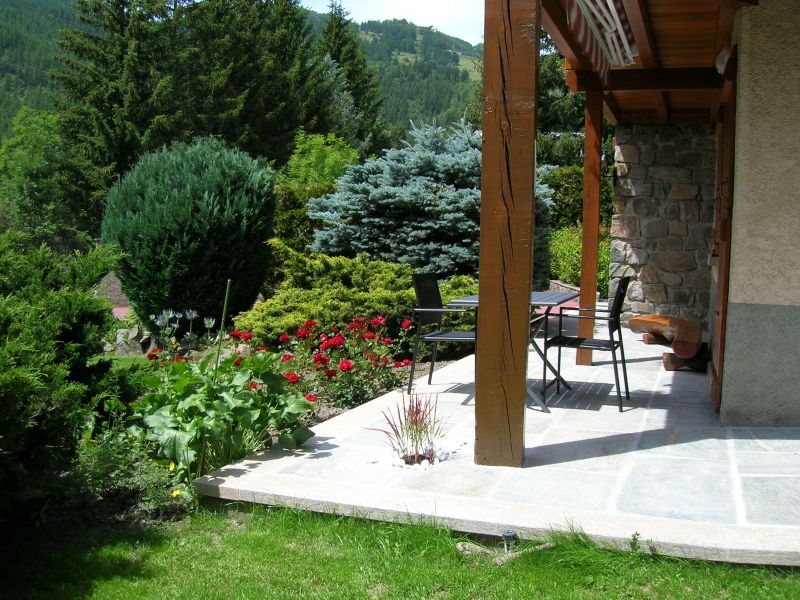 Terrasse Location Appartement 60452 Serre Chevalier