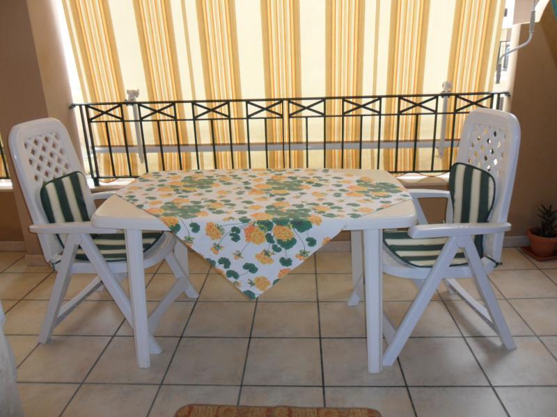 Vue de la terrasse Location Appartement 60593 Alghero