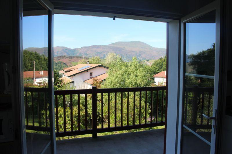 Vue depuis la location Location Appartement 60603 Cambo les Bains