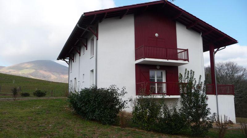 Vue extérieure de la location Location Appartement 60603 Cambo les Bains
