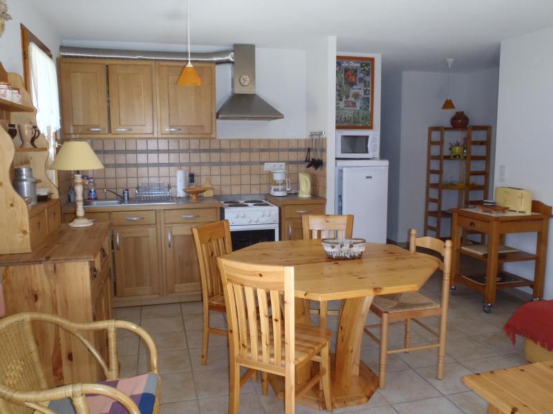 Cuisine américaine Location Appartement 60623 Abriès
