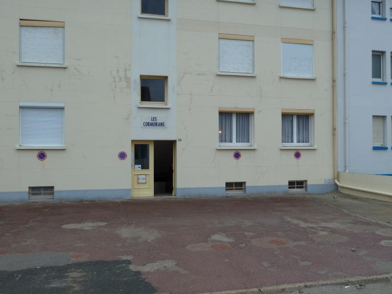 Vue extérieure de la location Location Appartement 60660 Fort Mahon